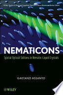 Nematicons: Spatial optical solitons in nenatic liquid crystals