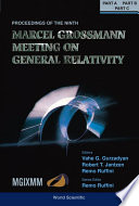 Proceedings of the 9th Marcel Grossmann Meeting on General Relativity